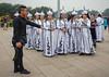 Tiananmen Square-0914 (kasiahalka (Kasia Halka)) Tags: 109acres 2016 beijing china citysquare gateofheavenlypeace greathallofthepeople mausoleumofmaozedong monumenttothepeoplesheroes nationalmuseumofchina tiananmensquare