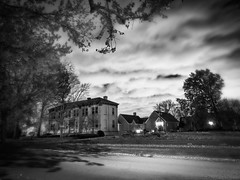 Spooky Ol School (Chris Denny/dennyc69) Tags: iphone 7 plus iphone7plus long exposure