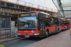 Mercedes-Benz Citaro #MEC4 (busdude) Tags: mercedesbenz citaro tfl transport for london goahead go ahead goaheadlondon general