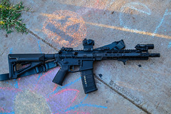 PWS SBR 1 (DropDead Imagery) Tags: pws primary weapon systems triad mega arms railscales rail scales sbr short barrel rifle magpul surefire lantac cmc triggers