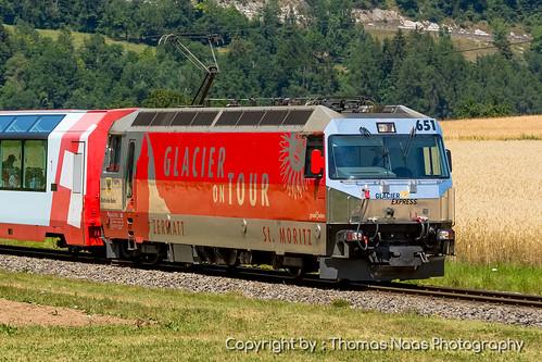 651 : Glacier Express