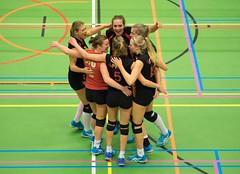 1B260804 (roel.ubels) Tags: vv utrecht eurosped galgewaard volleybal volleyball 18 finale nationale beker
