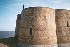 Martello Tower, Aldeburgh (dark_dave25) Tags: camping summer sun holiday suffolk july southwold 2015