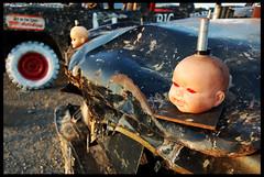 (James Mundie) Tags: diy dangerous chaos crash destruction wreck automobiles demolitionderby motorsport collision mundie copyrightprotected jamesmundie jamesgmundie profjasmundie jimmundie copyrightjamesgmundieallrightsreserved mountainsspringsarena