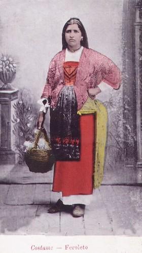 Feroleto--Costume_Calabrese_