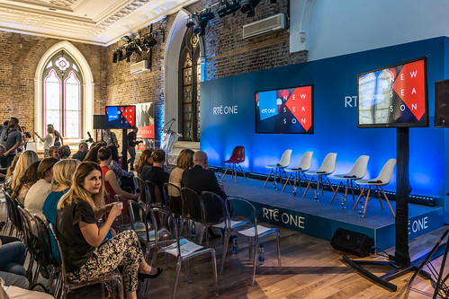 RTE's WINTER SEASON LAUNCH [SMOCK ALLEY THEATRE] REF-107036