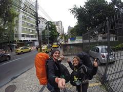 Photo de 14h - Arrivée à Rio, dernière étape (Brésil) - 05.09.2014
