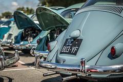 Cox-Troc 2015 (Jrme Cousin) Tags: auto classic car vw bug volkswagen four nikon automobile flat 4 beetle voiture collection porsche cox type 40 28 t3 tamron combi t1 ghia vieux t2 kfer karman combo coccinelle karmann troc landes 2470 kafer boucau d700 coxtroc