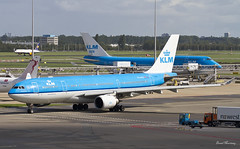 KLM A330-200 PH-AOD (birrlad) Tags: netherlands dutch amsterdam airplane airport ramp taxi aircraft aviation airplanes royal terminal aruba apron international airline airbus airways klm airlines departure takeoff schiphol ams a330 airliner departing taxiway a330200 a330203 phaod
