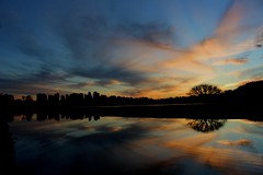 Amazing Sunset (andreamartins1@yahoo.com) Tags: sunset pordosol curitiba entardecer parquebarigui pqbarigui