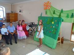 2. Children's morning performance dedicated to the Dormition of the Theotokos / Детский утренник, посвящённый празднику Успения Пресвятой Богородицы