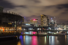 fireworks docklands 2015 (Jeffery Truong) Tags: winter color colorful fireworks australia melbourne docklands 2015