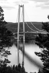 High Coast Bridge, July 8, 2015
