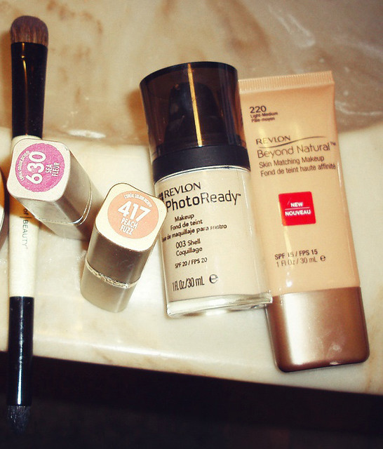 mission and vision of revlon costmetic