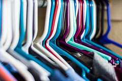 20151016-day5candidates-1525.jpg (don.gass99) Tags: closet colorful day6 hangers shallowdof