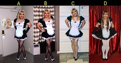 MAID VERSATILITY 2015 (Veronica Mendes (formerly Toni Richards)) Tags: black cute sexy classic french costume tv outfit high uniform long pumps lashes dress transformation legs cd platform adorable makeup mini tights crossdressing veronica tgirl transgender wig transvestite heels hosiery makeover ecstasy lipstick euphoria lovely stiletto mendes transgendered maid pantyhose crossdresser ts tg stilettos sheer frenchmaid minidress mtf travesti transgirl transwoman veronicamendes