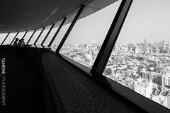 Tokyo Snap / Tokyo, Japan (yameme) Tags: travel monochrome japan zeiss tokyo sony evil observatory   alpha   a7    streetsnap mirrorless  emount  fe1635mmf4
