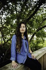 Nessa (DeniseLives) Tags: park woman girl nikon jean florida miami longhair fullframe chambray nikond600 35mm18