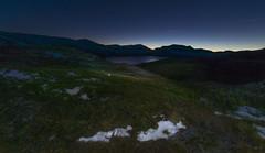 Evening - D8D_4233 (Viggo Johansen) Tags: autumn lake snow mountains telemark haukeli vgsli