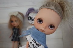 it girl (the Northlings) Tags: doll blythe envy