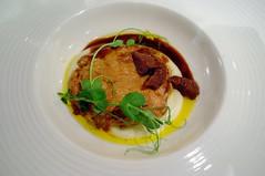 Foie Gras, Pickled Figs (Premshree Pillai) Tags: food priska dinner restaurant croatia zagreb dubravkinput