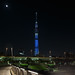 Tokyo SkyTree turns #UNBlue