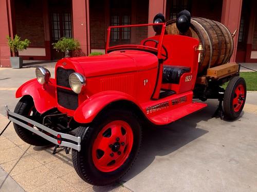 Ford AA 1927 - Colección Lira, Museo Histórico Militar