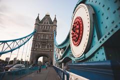 tower bridge (veader) Tags: bridge vacation london tower towerbridge anniversary 20mm