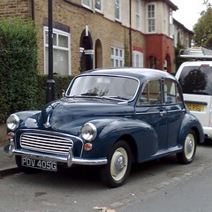 (uk_senator) Tags: blue 1969 morris minor 1000
