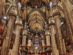 Duomo Chatedral (steve_steady64) Tags: milan church milano chiesa duomo chatedral