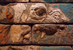 Lion Head (close), Babylon