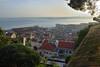 Lisbon - Portugal (LiveToday84) Tags: city trip sunset de landscape holidays view lisbon capital s jorge castelo tagus d80