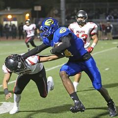 D138775S (RobHelfman) Tags: sports losangeles football highschool banning playoff crenshaw