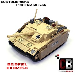 Lego Custom Panzer Tank StuG 3G Afrika CB01-E (LA-Design2012) Tags: door tile pattern tank lego wwii luke fliese bunker round ww2 hatch custom mbt printed armored panzer halftrack bundeswehr reinforced 2x2 klappe sdkfz einstieg 4150 custombricks beruckte 4150px18 4150pb139 4150pb119 4150px24 panzerklappe 4150px panzerluke