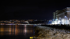 Seafront Napoli (Francesco Grisolia) Tags: street city travel november light sea sky people italy colors night landscape lights hotel town photo fantastic nikon europe flickr strada italia novembre mare nightlights campania foto felix movida porto highdefinition napoli naples luci seafront lungomare castello luxury spiaggia notte luce beatiful notripod paesaggio sud urbanlandscape città santalucia casteldellovo 2470mm 2015 highquality nital mergellina caracciolo nightcolors nikonclub nikonusa d7100 nikonitalia portodisantalucia lungomarenapoli iamnikon nikonclubit nikond7100 seafrontnapoli