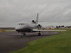 N239AX Dassault Falcon 900B (Aircaft @ Gloucestershire Airport By James) Tags: james airport gloucestershire falcon lloyds dassault bizjet 900b n239ax egbj