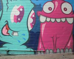 (e_alnak) Tags: streetart graffiti kunst urbanart spraypaint graffito aerosol graffeur grafite graffitis artederua brazillian arteurbana vandalisme vandalismus nol sprhdose coretan