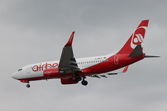 D-ABLD Boeing 737-76J Air Berlin (R.K.C. Photography) Tags: uk london aircraft boeing lhr airliners airberlin b737 egll londonheathrowairport 73776j dabld canoneos1100d