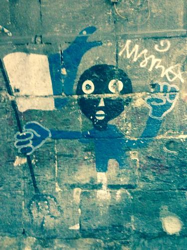 Kaf - Naples Colors - Street Art in the center of Naples