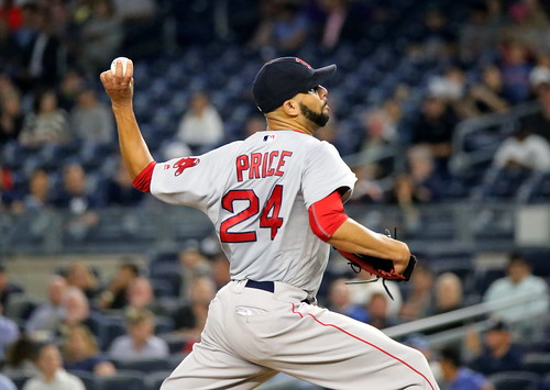 Red Sox starter David Price delivers a p by apardavila, on Flickr