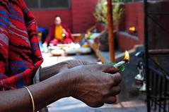 Nepal-Katmandu-offering (Explore) (venturidonatella) Tags: asia nepal katmandu colors colori offerta offering mano mani hand hands tempio temple explore hinduism induismo devotion devozione