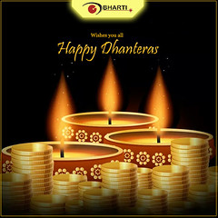 Wishing you a HAPPY DHANTERAS & a year full of prosperity. (bhartieye) Tags: bharti eye refractive retina services treatment care surgery asthetics phacoemulsification hospital phacocataract ophthalmology delhi dhanteras