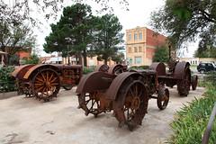 Vintage tractors (twm1340) Tags: vintage antique tractor tractors chillicothe tx texas hardeman county