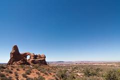 Turret Arch (derekbruff) Tags: turretarch utah arches formation nationalpark rock