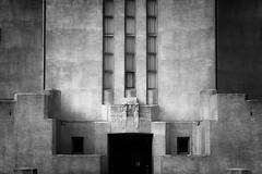 Radio Kootwijk Sunset (tvdijk19) Tags: jules maria luthmann art nouveau building fuji xt2 urbanarte radio kootwijk veluwe netherlands radioweg