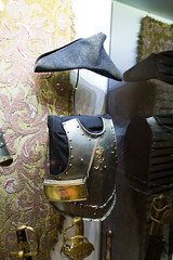 Breastplate and Napoleonic hat