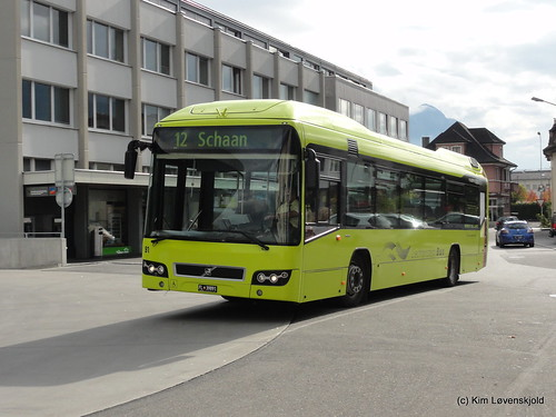 Volvo 7700 Hybrid B5LH