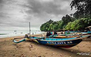 Pangandaran Beach, Indonesia