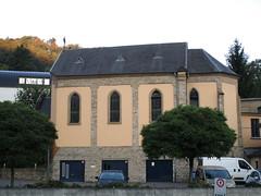 Luxemburg kapel oude ziekenhuis (Arthur-A) Tags: luxemburg luxembourg eich dommeldange kapel chapel chapelle kapelle catholic katholiek hospital krankenhaus ziekenhuis hopital