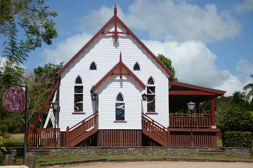 DSC_5852 village chapel, 33 Gillies Highway, Yungaburra, Queensland